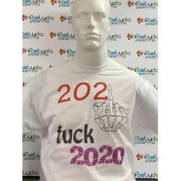 "T-shirt ""Fuck 2020"""