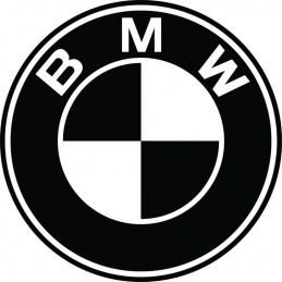 BMW LOGO ADESIVO PRESPAZIATO