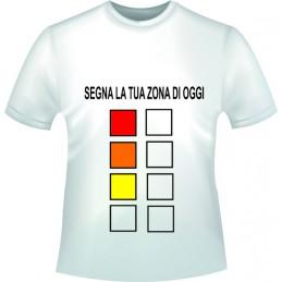 "T-Shirt ""Scegli zona"""