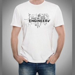 T-Shirt I am Engineer