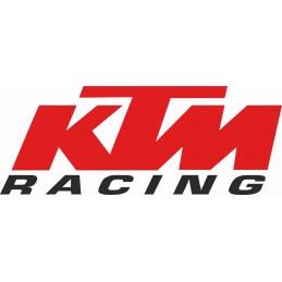 LOGO KTM RACING ADESIVO...