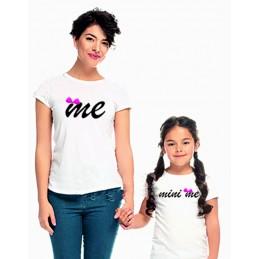 T-shirt Me e MiniMe